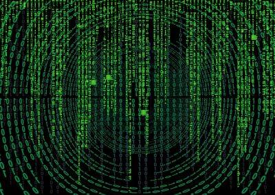 data matrix - user focused privacy
